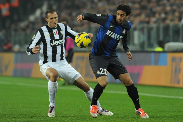 Inter Milan vs. Juventus: Date, Time, Live Stream and Preview for Italian Derby