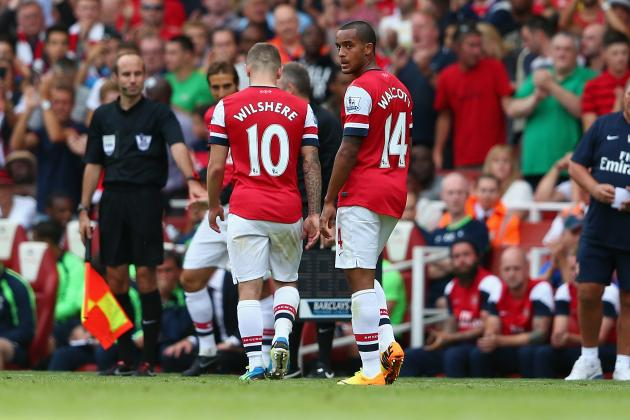 Arsene Wenger Confirms Theo Walcott and Jack Wilshere Fitness Boost for Arsenal