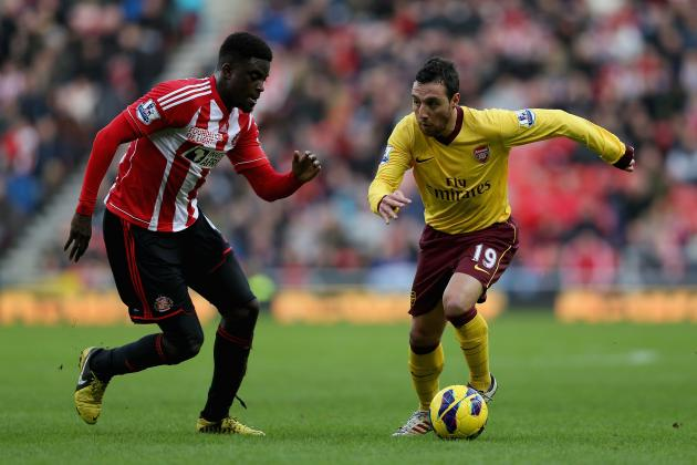 Sunderland vs. Arsenal: Date, Time, Live Stream, TV Info and Preview