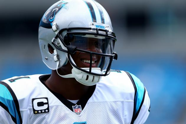QB Cam Newton Says Play Calling Is Fine