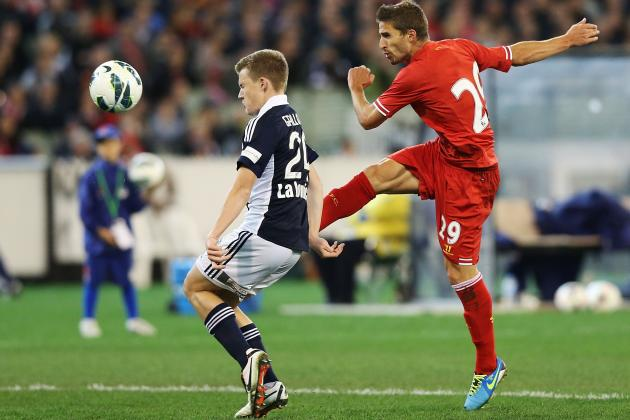 Why Parting with Fabio Borini Is Good for Liverpool