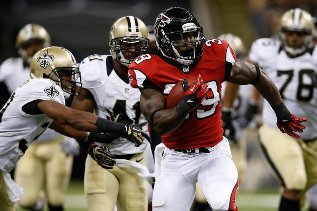 St. Louis Rams vs. Atlanta Falcons: Breaking Down Atlanta's Game Plan
