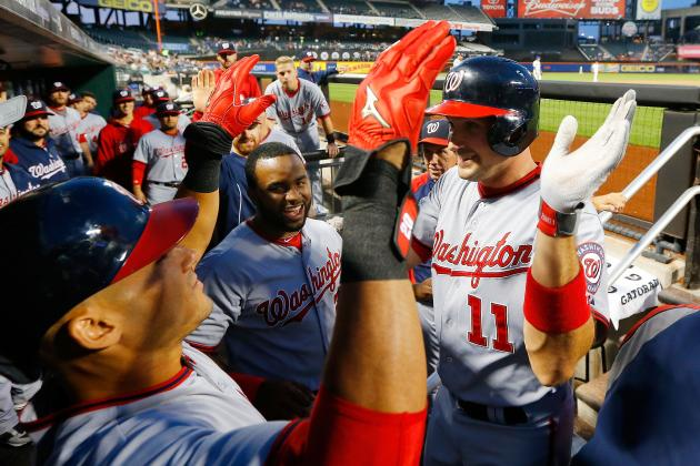Ryan Zimmerman, Nationals Continue Surge with Win over Mets