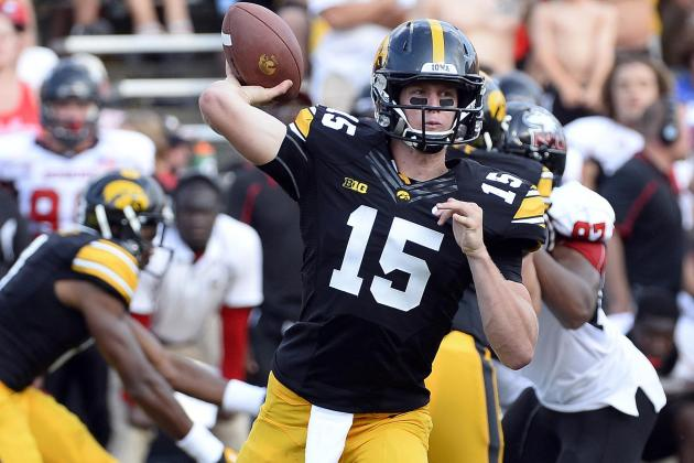 Hawkeyes Still Searching for Offensive Identity