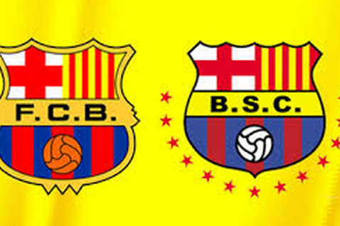 Barcelona SC (Ecuador) File Legal Objection to FC Barcelona's Trademarking
