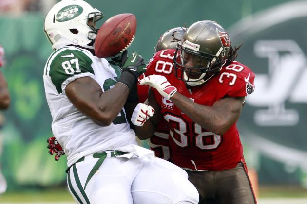 Dashon Goldson and Lavonte David Fined for Hits vs. New York Jets