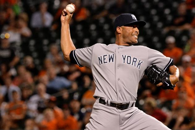 Red Sox to Honor Mariano Rivera with Pregame Ceremony Sunday