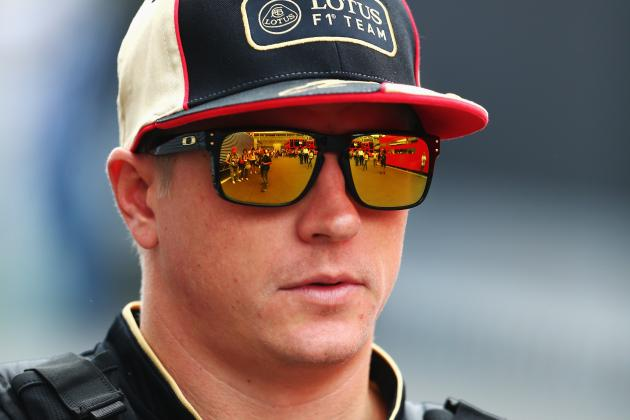 Raikkonen: I Can't Wait!