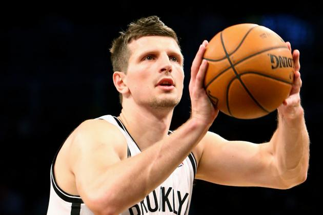 Mirza Teletovic: Nets Have Contacted Me About Returning to Brooklyn