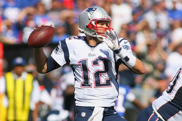 Fantasy Options for the Thursday Night New England Patriots-New York Jets Game