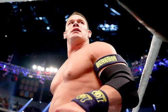 Report: John Cena to Return to WWE Television Next Month?