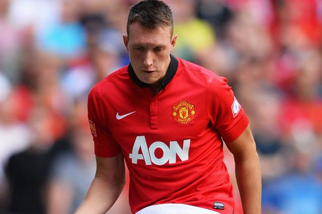 How Important Is Phil Jones to Manchester United?