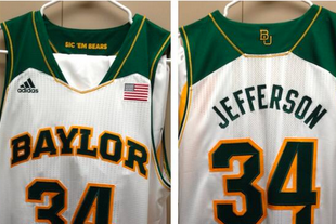 Baylor Gives Sneak Peek of New Unis