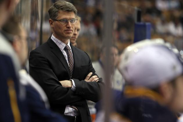 Buffalo Sabres Add to Coaching Staff