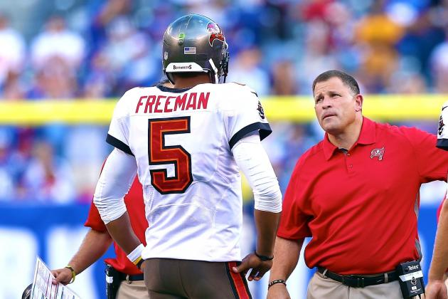 Josh Freeman Skips Team Photo, Greg Schiano Confirms Captain Vote Wasn't Rigged