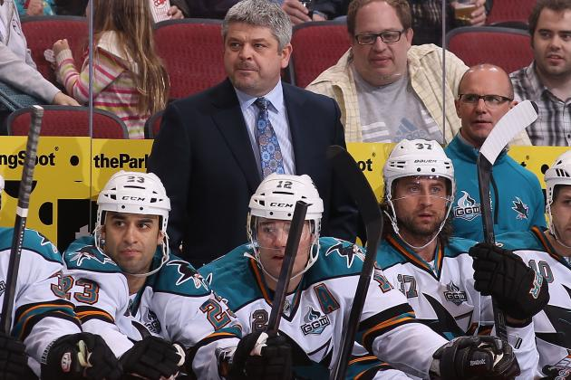Sharks Seek Answers to Several Questions on Eve of Training Camp