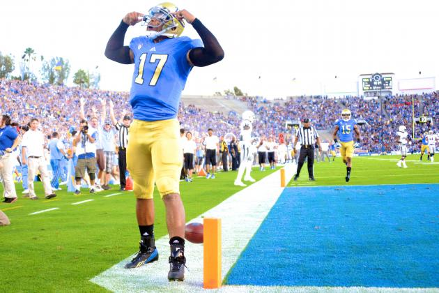 Meet Brett Hundley, the Man Who Turned UCLA Football Around