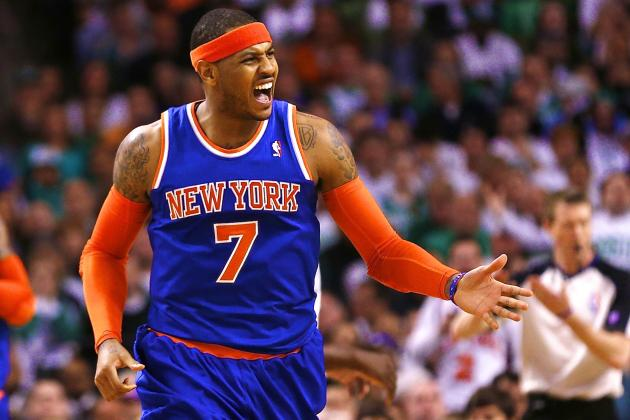 Why Carmelo Anthony Winning an NBA Title Would Transform How We View Knicks Star