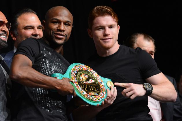 Mayweather vs. Canelo Weigh-In: Important Information for Pre-Fight Scale Check