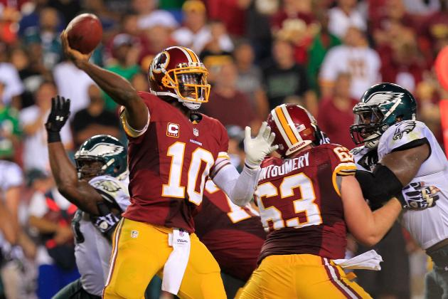 Why the Green Bay Packers Must Blitz Redskins QB Robert Griffin III