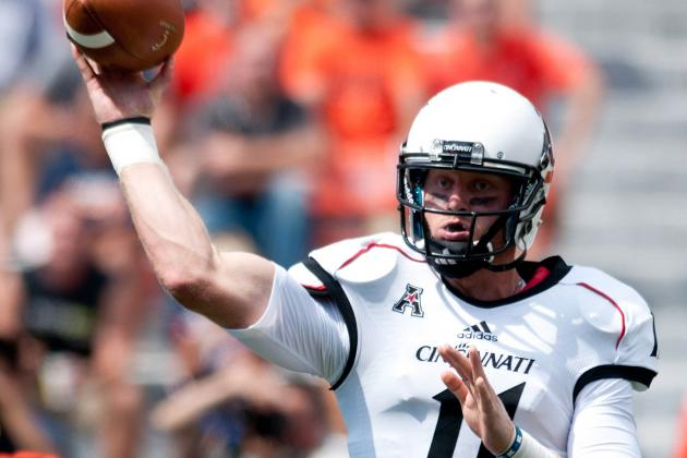 Kay Wanted to Earn Bearcats' Starting QB Job