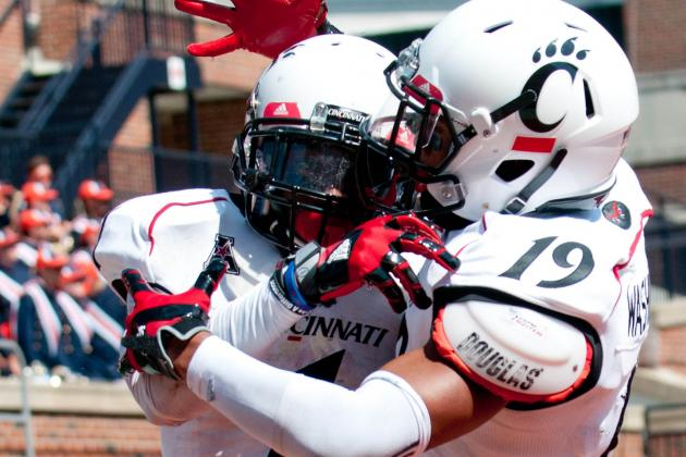 5 Keys to Cincinnati vs. Northwestern State: AAC Week 3 Predictions