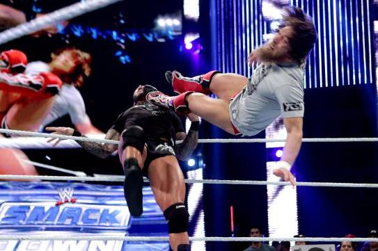 Bryan/Orton Clash at Night of Champions Must Not Be Their Final Meeting