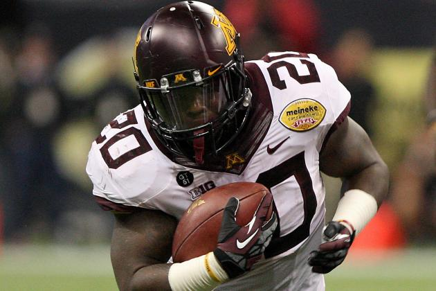 Gophers Football: Donnell Kirkwood Unlikely to Play Saturday