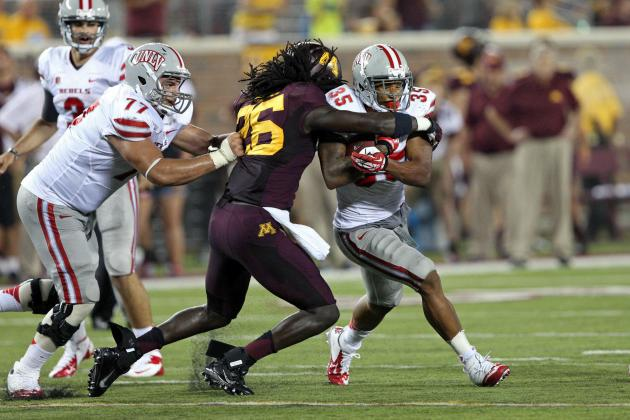 Campbell Took Long Road to Play Linebacker for Gophers