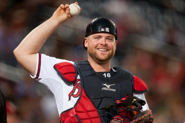 Is Brian McCann Playing His Final Games as an Atlanta Brave?
