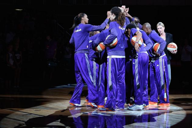 Phoenix Mercury Round into Playoff Form with Win over New York Liberty