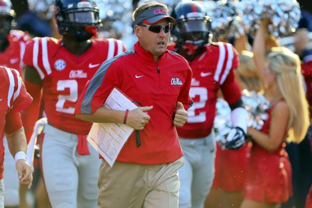New-School Recruiting for Ole Miss, Texas