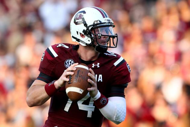 SEC Football Q&A: What Needs to Happen for South Carolina to Get to Atlanta?