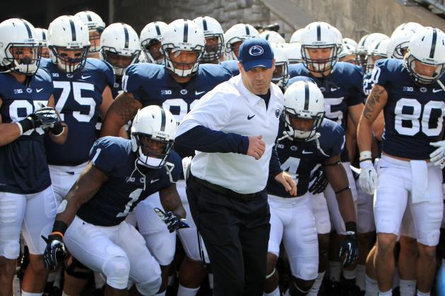 Penn State Football Recruiting: Nittany Lions Almost Done with 2014 Class