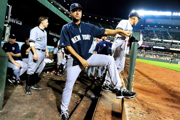 Are the Yankees Actually Better off Without Derek Jeter Down the Stretch?