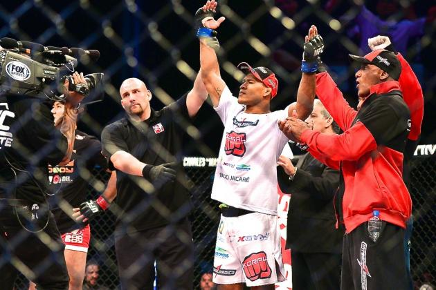 Jacare Souza Wants Winner of Upcoming Bout Between Munoz and Bisping