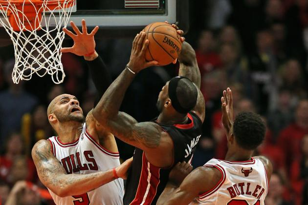 Chicago Bulls: Do They Have What It Takes to Dethrone the Miami Heat in 2013-14?