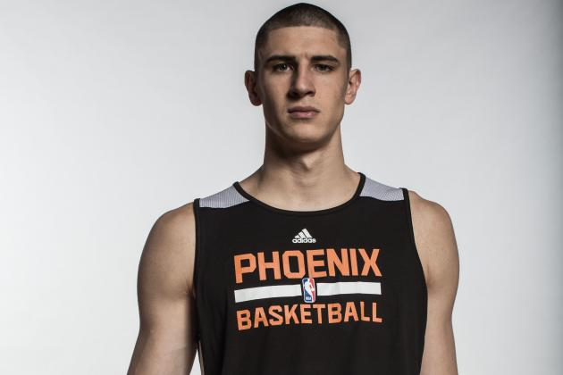Alex Len Says He Is Cleared to Practice