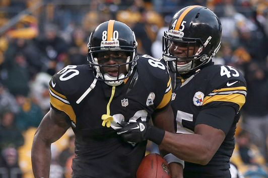 Steelers Plaxico Burress Unsure Whether He'll Play Again