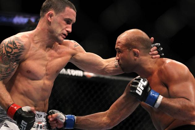 Stop the Drama: Frankie Edgar vs. BJ Penn Isn't Pointless