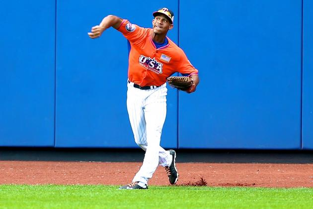 Everything MLB Fans Should Know About Byron Buxton, 2013 MiLB POY