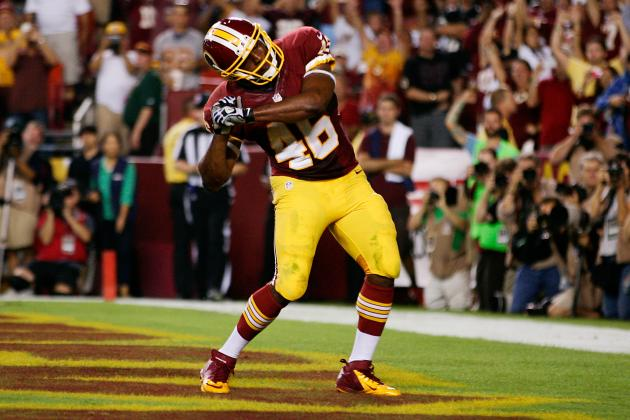 Alfred Morris: Can Washington Redskins Running Back Bounce Back in Week 2?