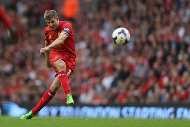 Steven Gerrard Can Still Play Big Role in Liverpool's Return to Champions League