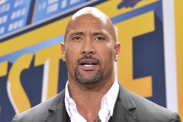 The Rock Confirms Role in WWE Studios Movie