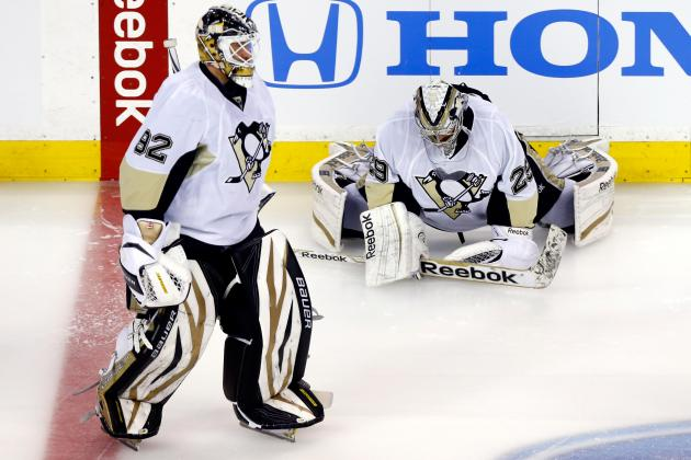 Is Marc-Andre Fleury or Tomas Vokoun a Better Starter for Pittsburgh Penguins?