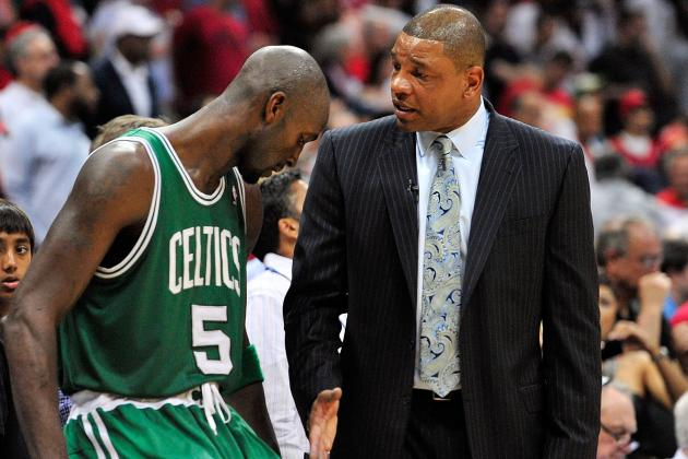 Back in Boston for ABCD Charity Event, Doc Rivers Laments Departure of KG