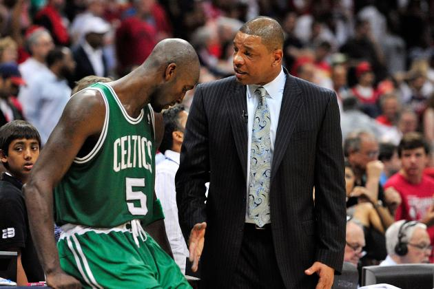 Doc Rivers Waxes Nostalgic on Tenure in Boston, Kevin Garnett