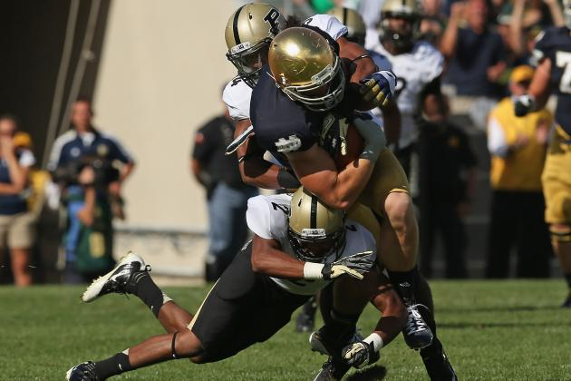 Notre Dame Football: Revisiting Purdue as a Trap Game for the Fighting Irish