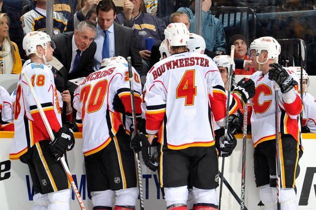 Calgary Has New Captain, but Flames Not Naming Names