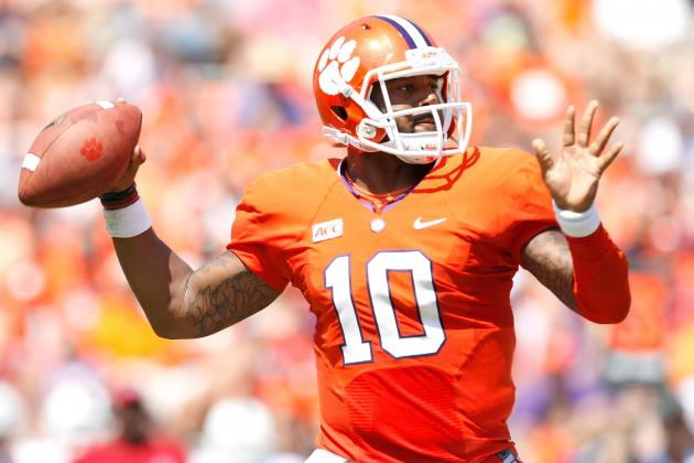 Examining Tajh Boyd's Blueprint to Clemson's First Heisman Trophy